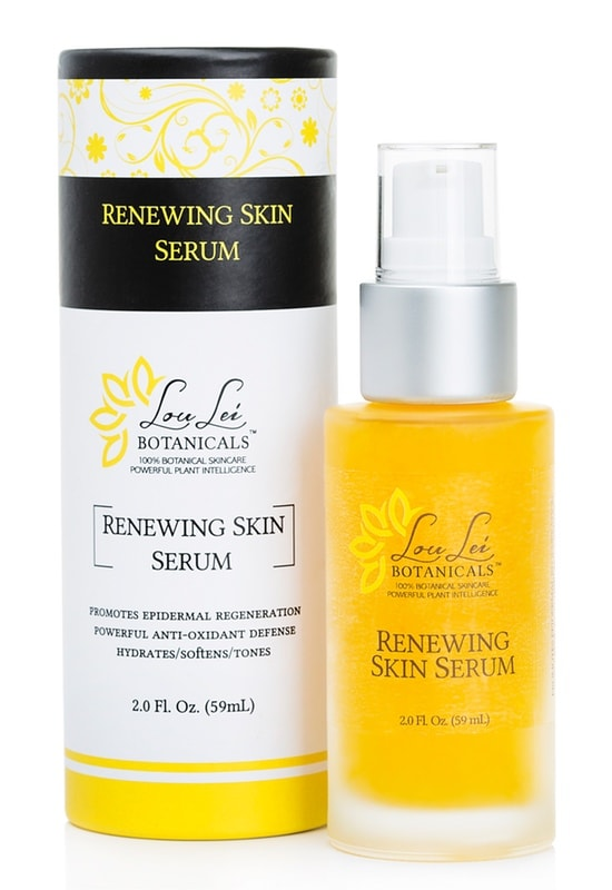 Renewing Skin Serum - LouLei Botanicals